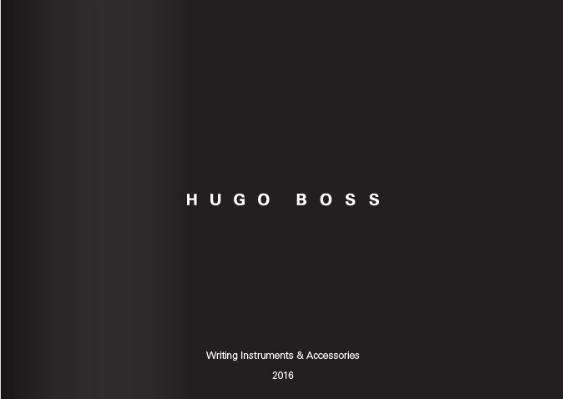 Exklusiv Hugo Boss Grabenhorst Und Vetterlein